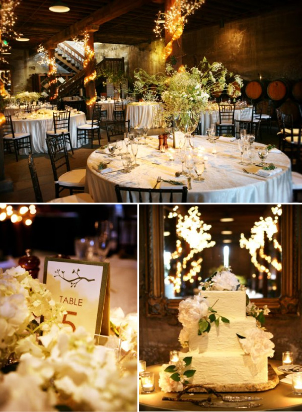 table settings for weddings romantic decoration