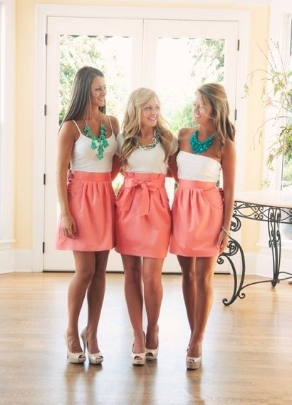 Bride to be, Weddings, Bridesmaid Dresses
