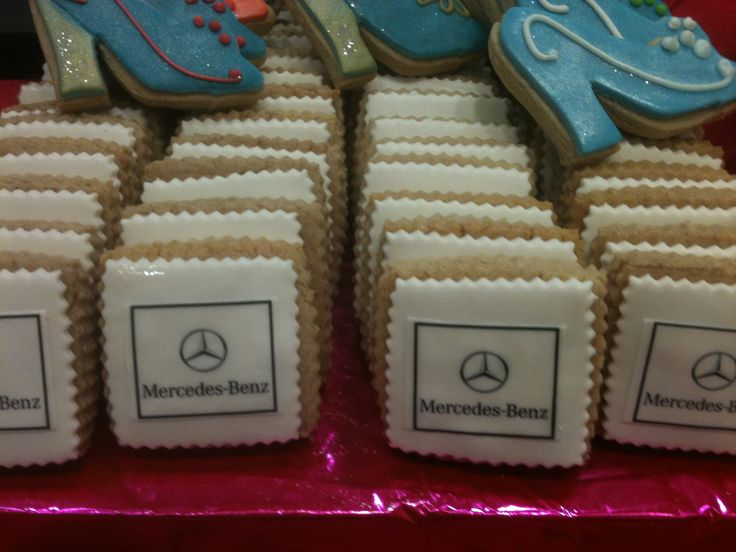 Corporate Favor Cookies